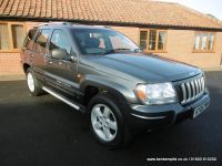Jeep Grand Cherokee 4.7 V8 Limited XS 4x4 5dr