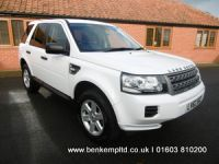 Land Rover Freelander 2 2.2 SD4 GS 4X4 5dr